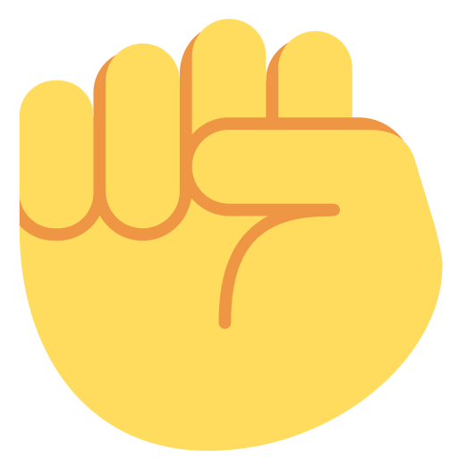 Raised Fist Emoji Meaning With Pictures From A To Z