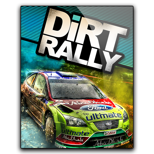 Icon Dirt Rally