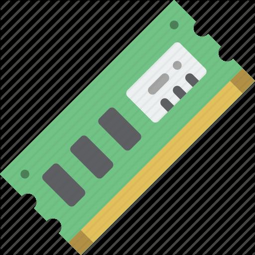 Component, Computer, Hardware, Pc, Ram Icon