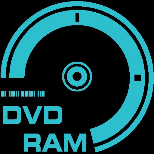 Dvd Ram Icon Iconset Soborne