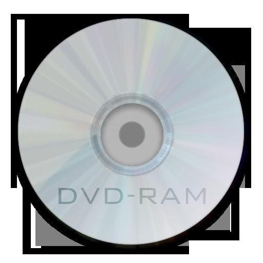 Drive Dvd Ram Icon