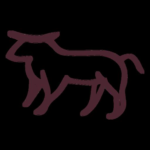 Egyptian Traditional Ram Symbol