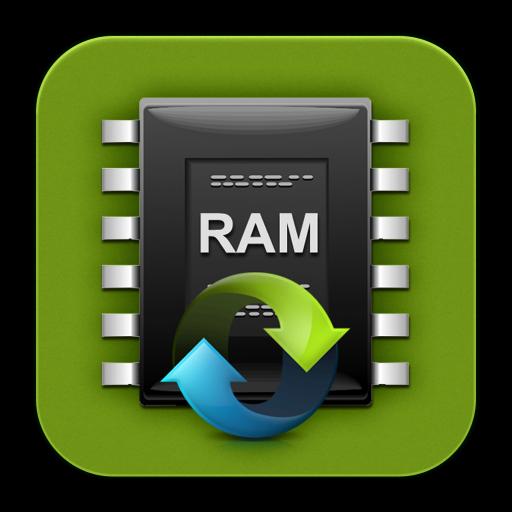 Memory, Freer, Ram Icon Free Of Flurry Extras Icons