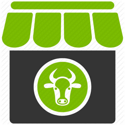 Bull, Cattle, Countryside, Cow Farm, Livestock, Ox Home, Ranch Icon