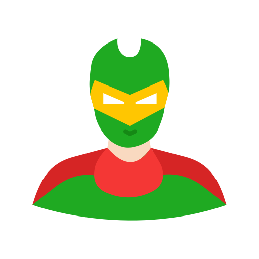 Hero, Power Ranger, Ranger, Super Hero Icon