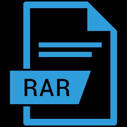 , Rar, Extension Icon Free Of Extension Names Vol Icons