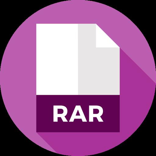Rar Png Icon