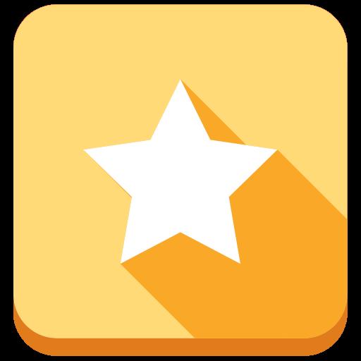 Favorites, Award, Rating Icon