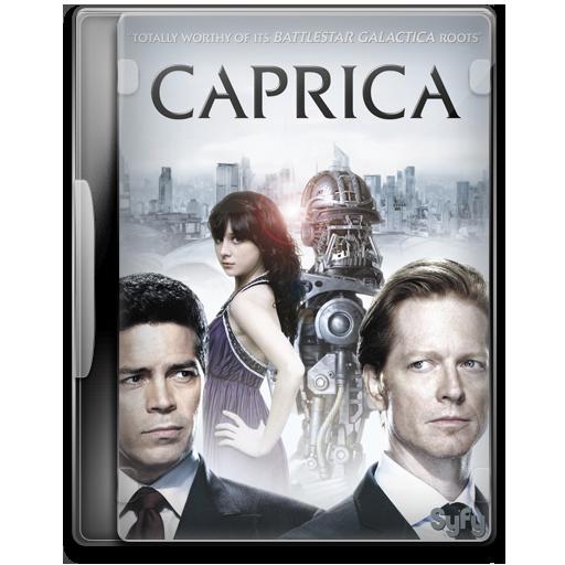 Caprica Icon Tv Show Mega Pack Iconset