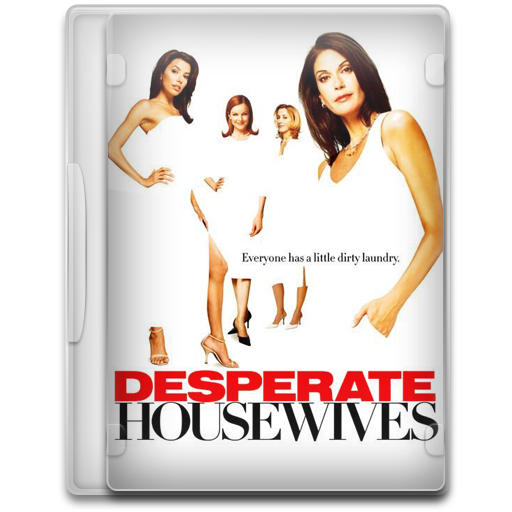 Desperate Housewives Icon Tv Show Mega Pack Iconset