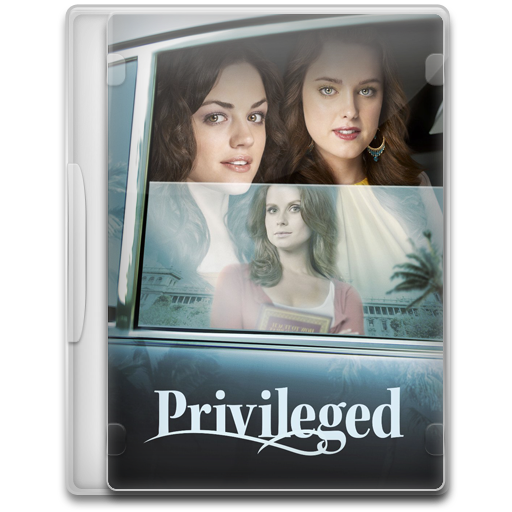 Privileged Icon Tv Show Mega Pack Iconset