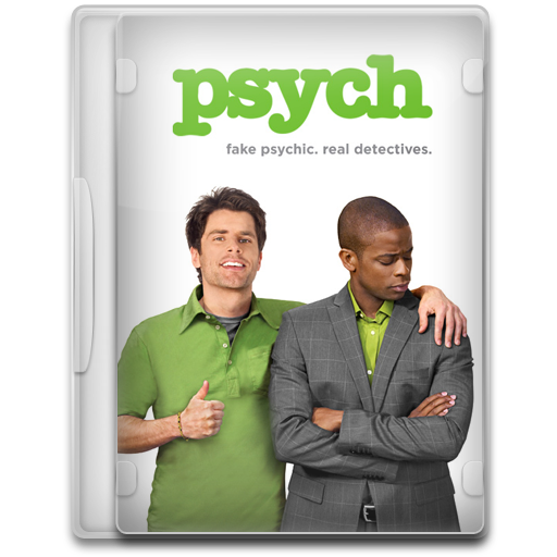 Psych Icon Tv Show Mega Pack Iconset