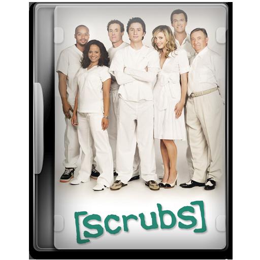 Scrubs Icon Tv Show Mega Pack Iconset