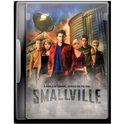 Smallville Icon Tv Show Mega Pack Iconset