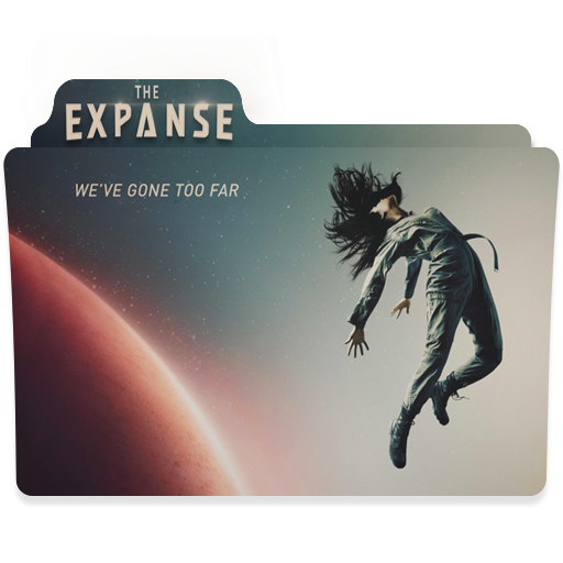 The Expanse Tv Folder Icon