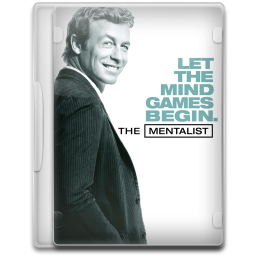 The Mentalist Icon Tv Show Mega Pack Iconset