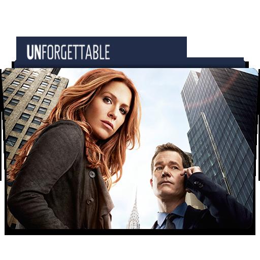 Unforgettable Tv Folder Icon