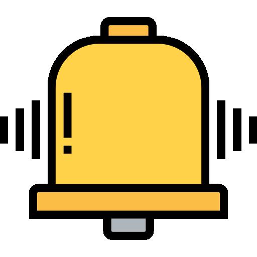 Alert Flat Icon