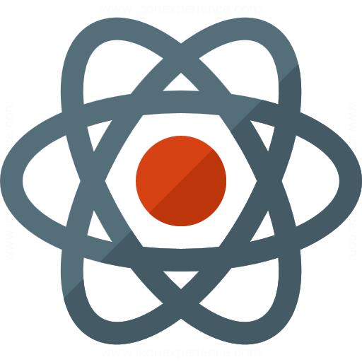 Iconexperience G Collection Atom Icon