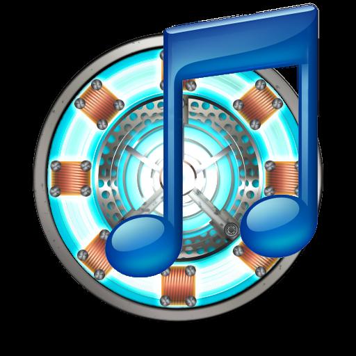 Itunes Arc Reactor Icon