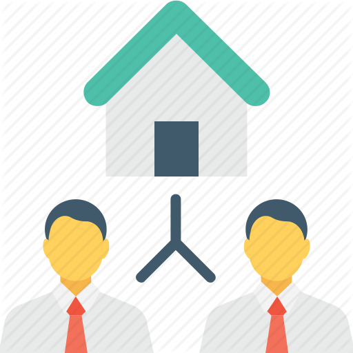 Estate Agent, Homeowner, Real Estate, Realtor, Renter Icon