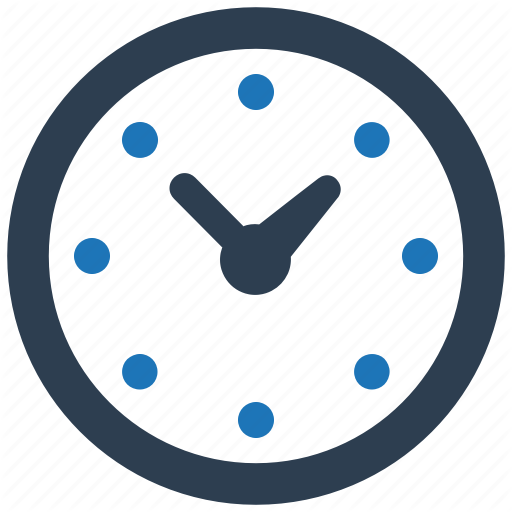 Clock, Deadline, Real Time, Time, Time Management Icon