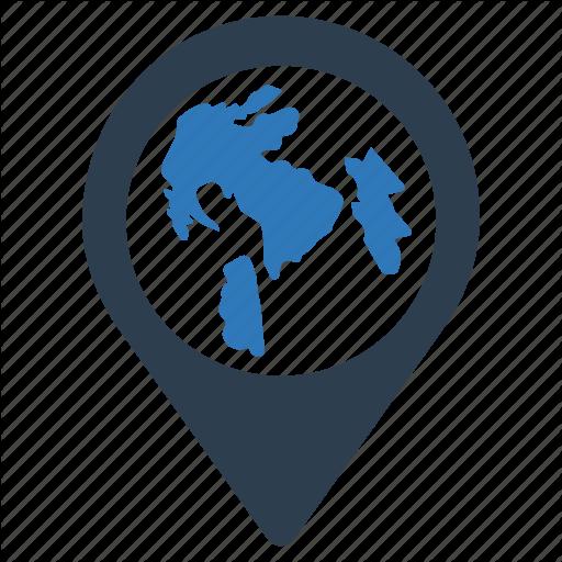 Earth, Globe, Real, World, Worldwide Icon