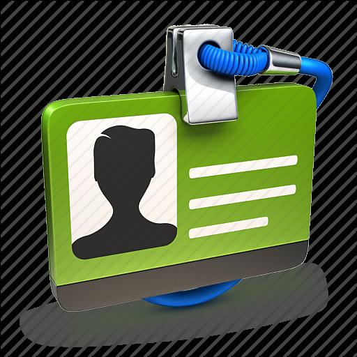 Access, Badge, Identification Icon