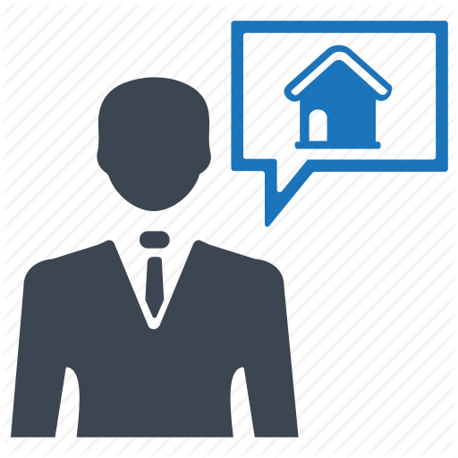 Agent, Broker, Building, Estate, Home, Property, Realtor Icon