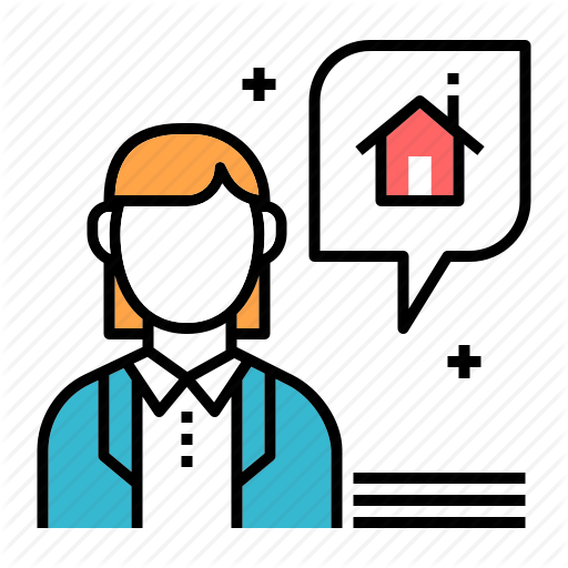 Agent, Estate, Estate Agent, House, Profession, Property, Realtor Icon