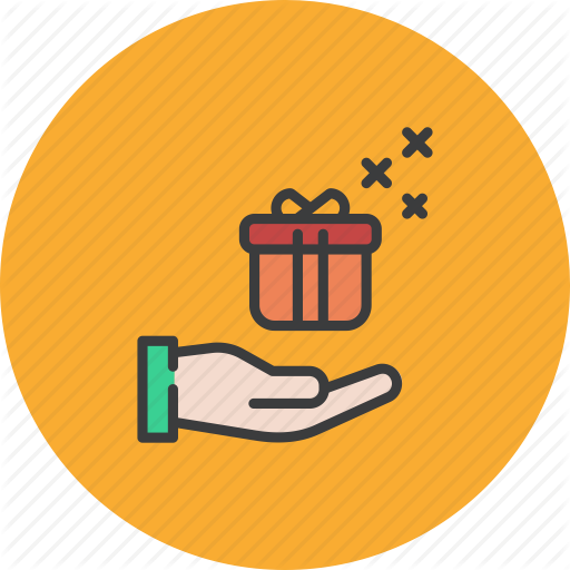 Birthday, Celebration, Christmas, Gift, Present, Ramadan, Receive Icon