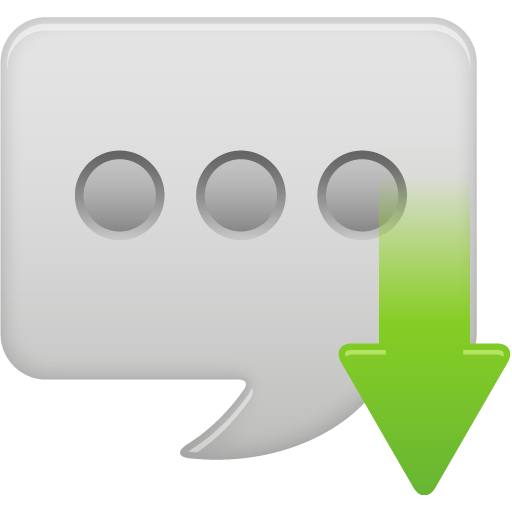 Receive, Text, Message Icon Free Of Pretty Office Icons