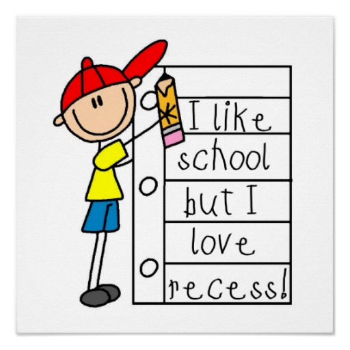 School Recess Time Precious Time Life Is Awesome