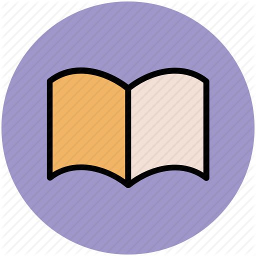 Book, Cookbook, Open Book, Recipe Book, Recipe Card Icon