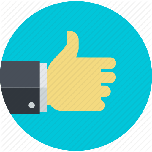 Best, Choice, Marketing, Recommendation, Social Media, Thumb Up Icon