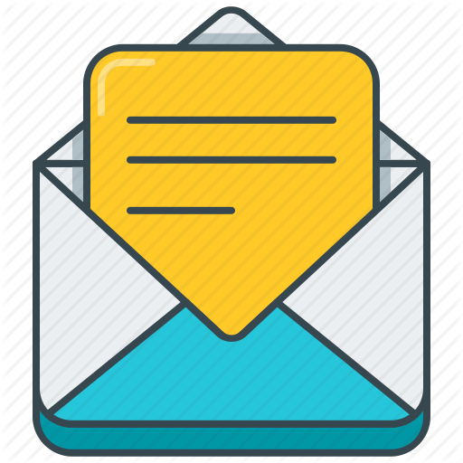 Email, Envelope, Feedback, Letter, Mail, Recommendation Icon