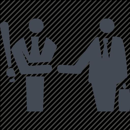 Business People Conflict, Dispute Settlement, Handshake
