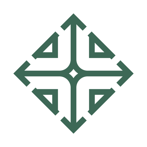 Cropped Icon Green Reconciliation Road Church