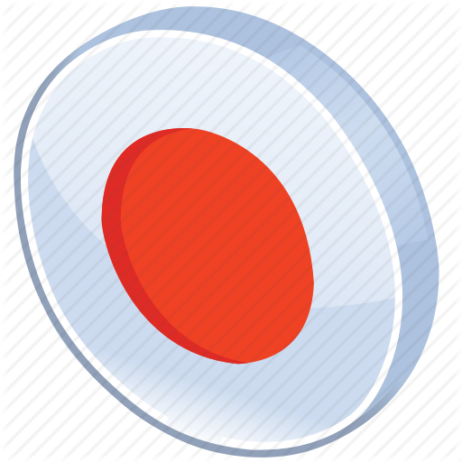Bullseye, Button, Circles, Dot, Glossy, Media, Record, Round