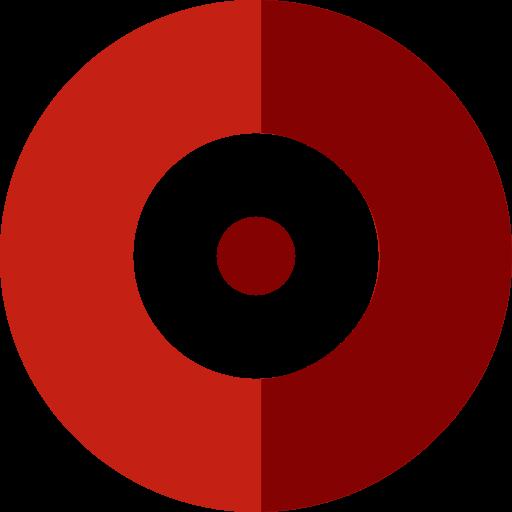 Multimedia, Button, Record, Circular, Recording, Metrize, Music