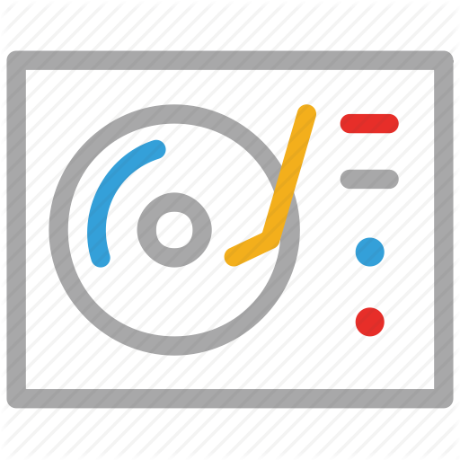 Play, Record, Record Player, Recorder Icon