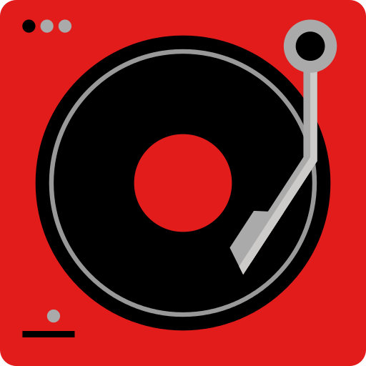 Record Player Vinyl Png Icon