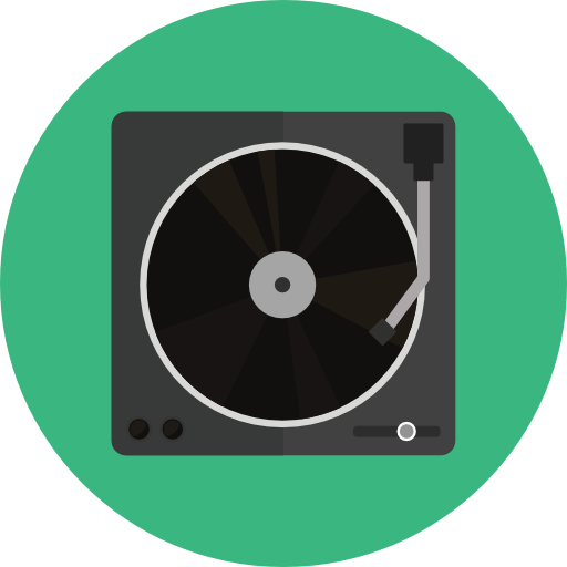 Technology, Turntable, Record Player, Music And Multimedia, Music
