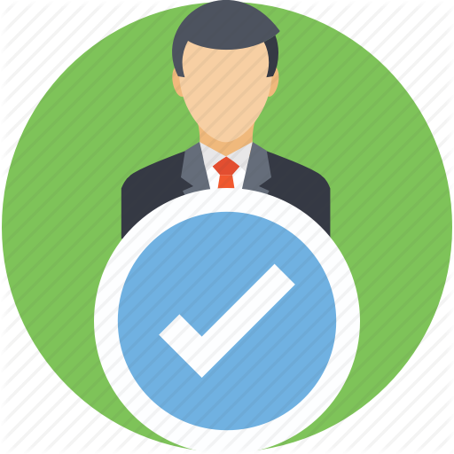 Approved, Hired, Hiring, Recruitment, Selected Icon