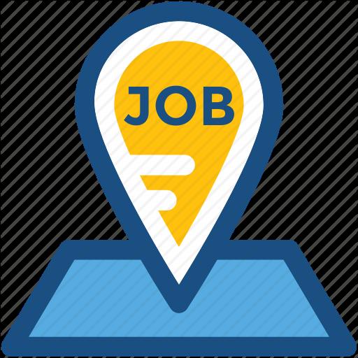 Employment, Job Opportunity, Job Post, Jobs Here, Recruitment Icon