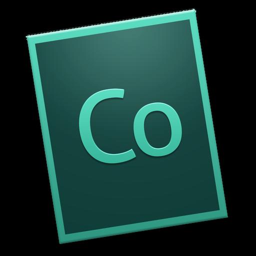 Adobe Co Icon Adobe Cc Tilt Rectangle Iconset
