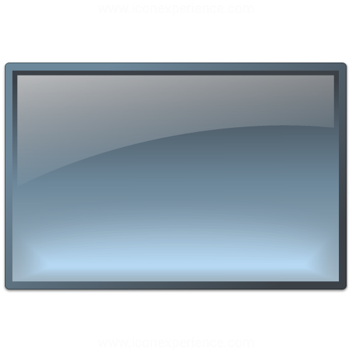 Iconexperience V Collection Shape Rectangle Icon