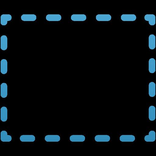 Rectangular Marquee Tool Icon Flatastic Iconset Custom Icon
