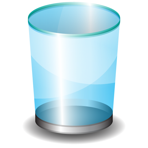 Icon Recycle Bin Image Free