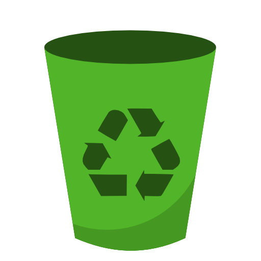 System Recycling Bin Empty Icon Plex Iconset